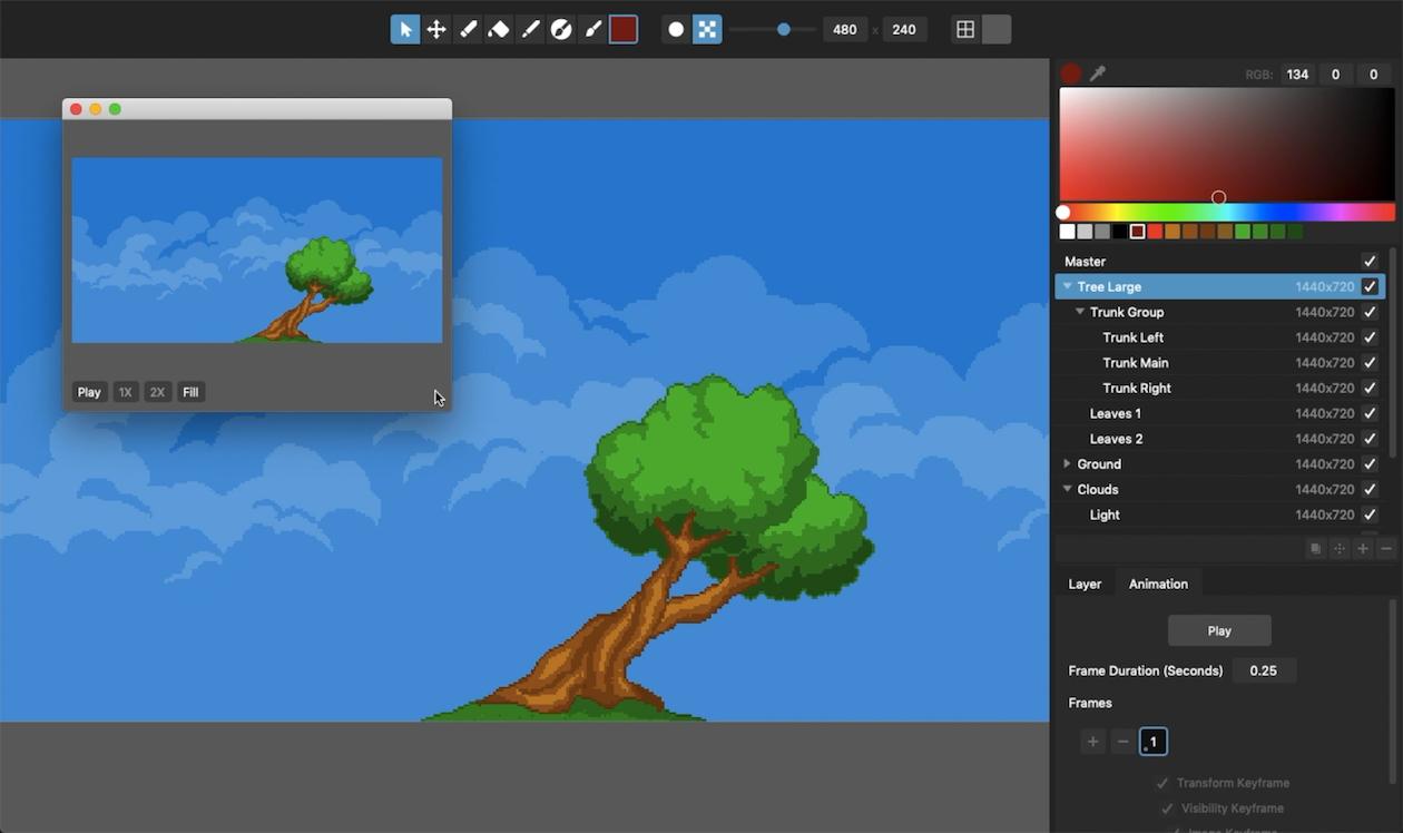 Pixelmash 1.1.00 Screenshot